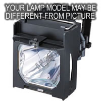 Replacement lamps and bulbs for SAGEM HDD56S Rear projection TVs